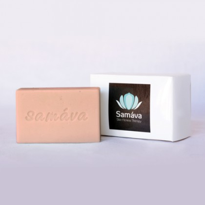 Cedarwood & Saffron Shea Butter Soap